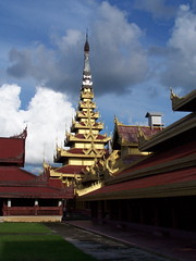 Palast von Mandalay