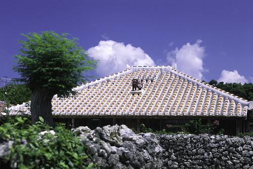 at Taketomi, Okinawa on 11/Sep/1998