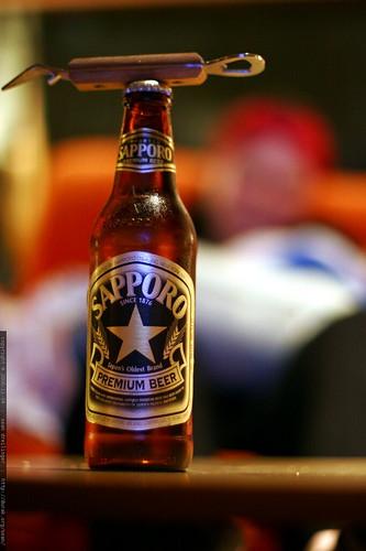 サッポロのプレミアムビール