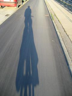 Bikeshadows, Bikeshadows