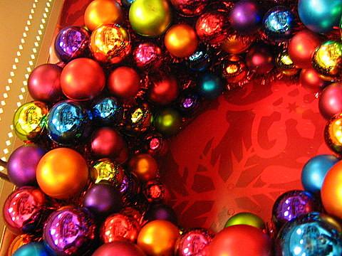 Make you Christmas.... colorful!