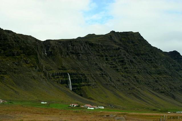 Driving Towards Breiðdalsvík - Iceland