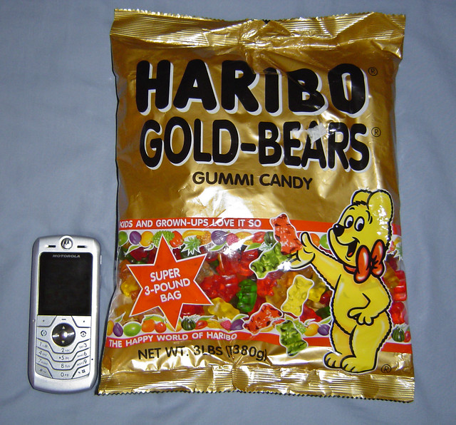 pounds of Gummi Bears | Flickr - Photo Sharing!
