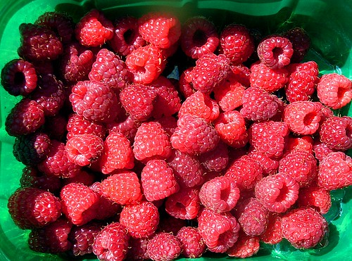 raspberry show off