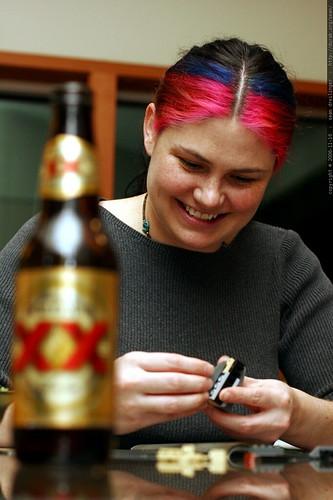 dos equis   beer of rocket scientists    MG 5646