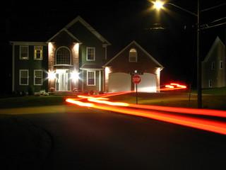 Traffic Violation - High Speed