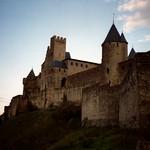 Carcassonne Castle - France