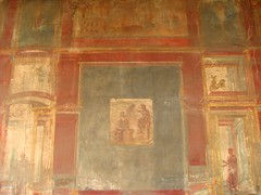 second style wall painting  Second Style Wall Painti...
