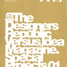 Idea: The Designers Republic Versus Idea Magazine. Special Projects 01