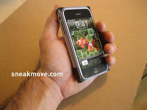 paper iphone
