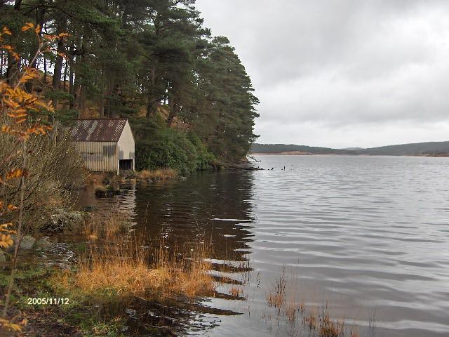 grannoch boathouse