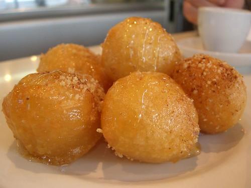 Loukoumades - Nikos Cakes, Oakleigh