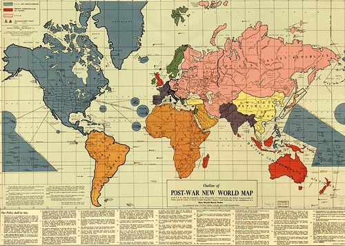 Scary Future That Never Was (Future New World Order from 1941)