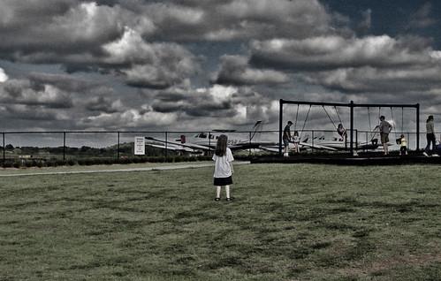 Remembering the Park #3 by Juli Kearns (Idyllopus)