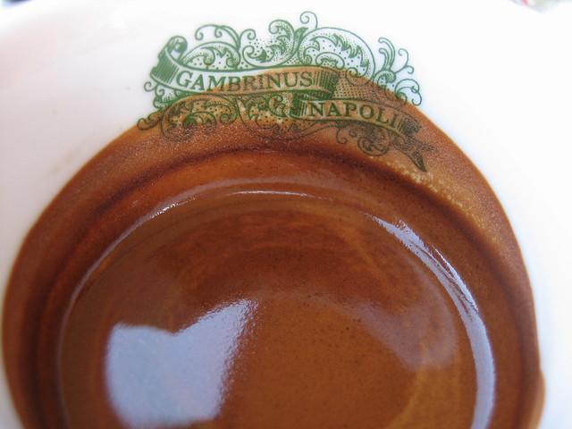 Espresso @ Gambrinus