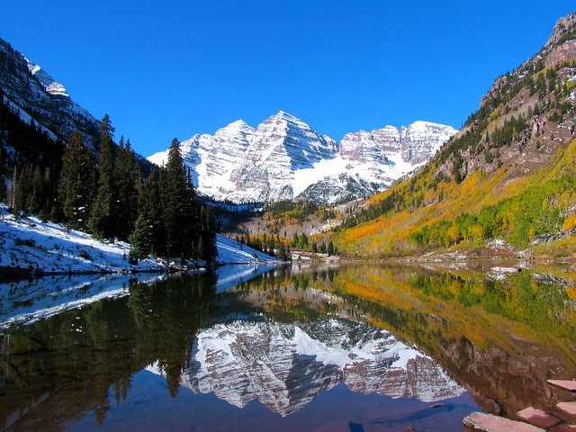 Aspen and Maroon Bells Denise 048