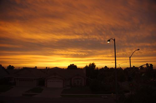 california sunset apartment 2006