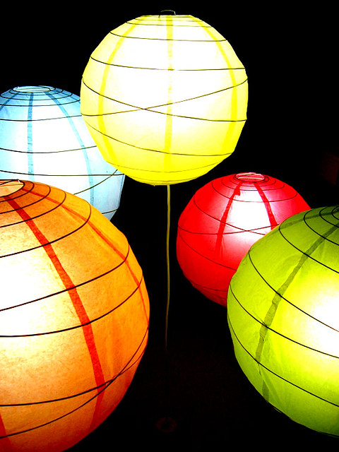 Lampion, Panasonic DMC-FX1