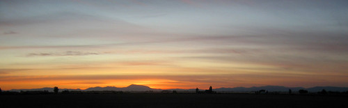 sunset oregon landscape maryspeak willamettevalley