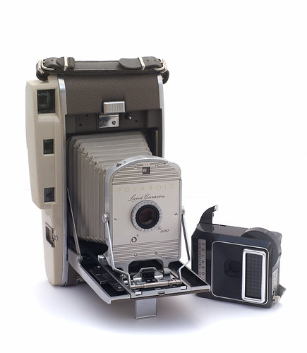 FOUND in ITHACA » Polaroid 800 Land Camera (SOLD)with Manuals $45 ...