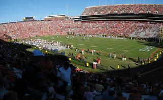 Mid Game Pano @ Auburn, Alabama