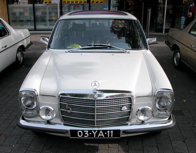 1974 mercedes benz 280 e a gallery on flickr for 1974 mercedes benz 280