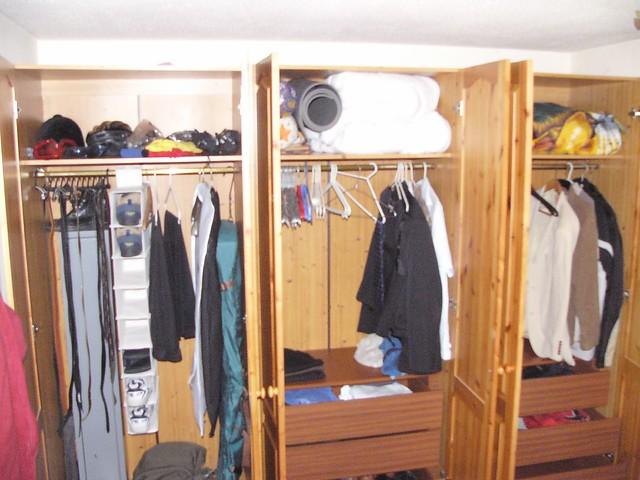 closet in master bedroom with gun safe flickr photo sharing