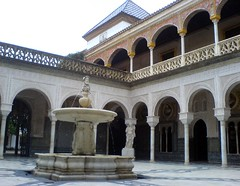 Casa de Pilatos, Patio Principal
