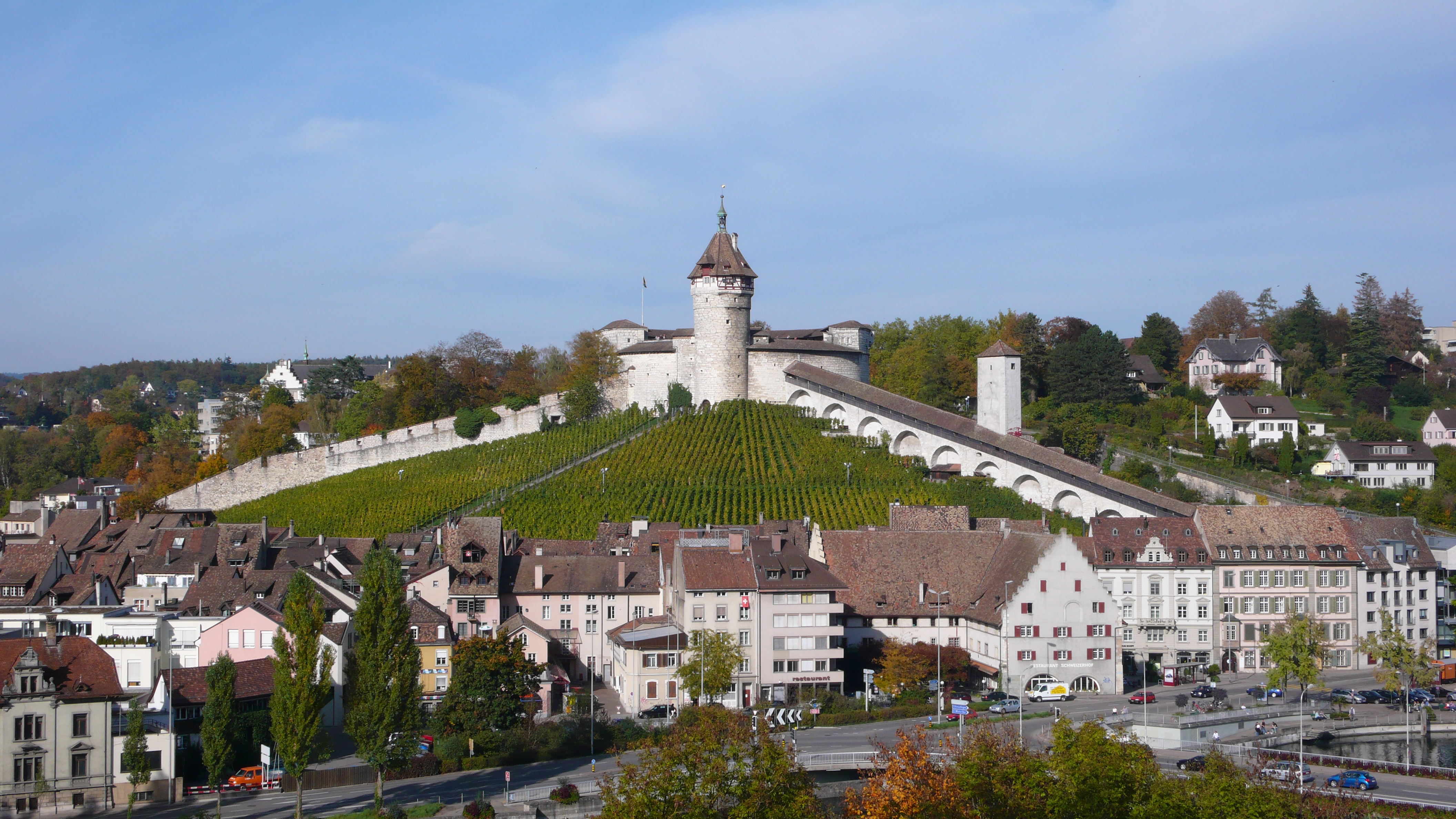 Schaffhausen Switzerland  City new picture : Munot Schaffhausen Switzerland | Flickr Photo Sharing!