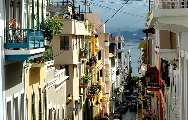 Old San Juan PR