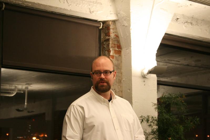 Alex Steffen at Workspace