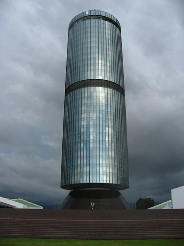 Menara Tun Mustapha Tower