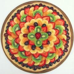 Mosaic in Fruit