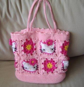 SALE Newborn Hat CROCHET PATTERNS 6 for 3,99, Hello Kitty