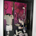 UK - London - Wimbledon: Wimbledon Lawn Tennis Museum