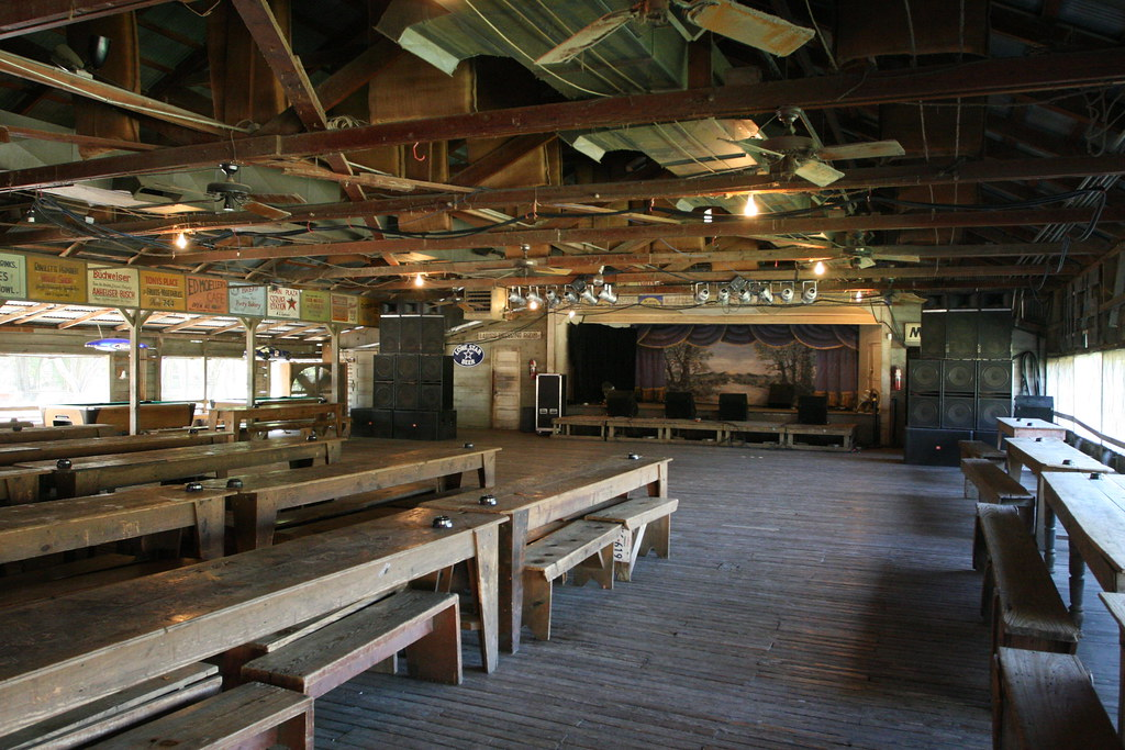 On Black: Gruene Hall Gruene Texas by bruce c eichman photography ...
