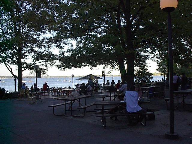 Uw lake mendota terrace flickr photo sharing for Mendota terrace madison wi