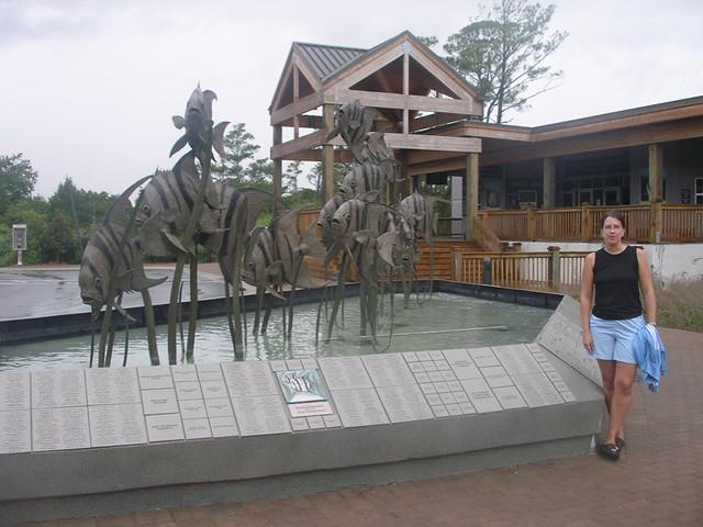 Nc Aquarium At Pine Knoll Shores Flickr Photo Sharing