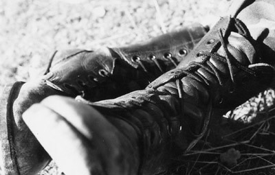 Army Days: Boots