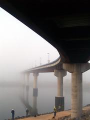 Foggy Saturday
