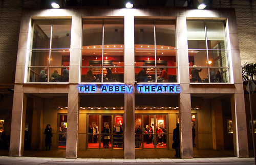 Abbey Theatre photo