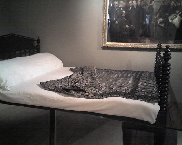 A Death-Bed