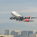 Qantas B744 (LAX)