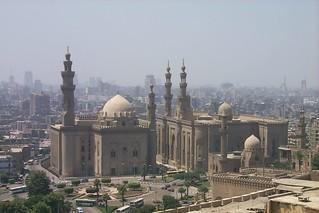 Cairo's mosque, Egypt