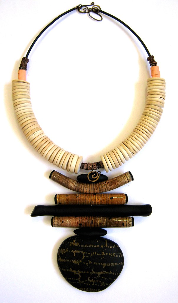 Bold Tribal Necklace