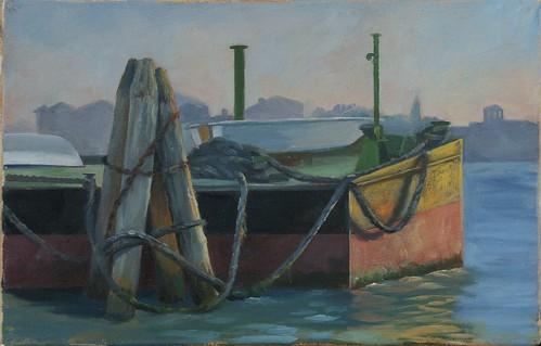 Zattere Barge