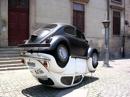 Volkswagen Beetle - VW YIN & YANG