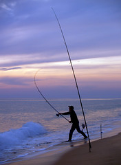 fishing, sea, recreation, ocean, casting fishing, outdoor recreation, recreational fishing, surf fishing, fisherman,