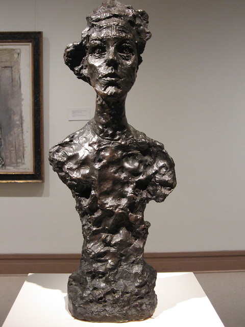 Header of Alberto Giacometti