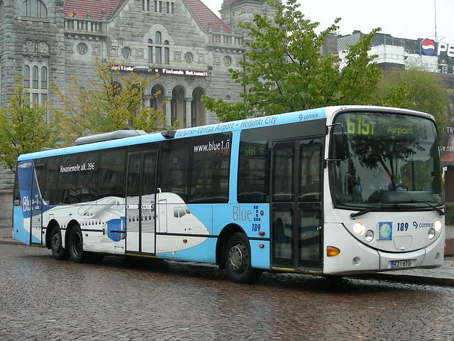 Helsinki Bus | Flickr - Photo Sharing!